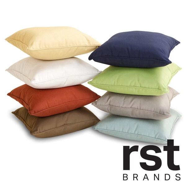 RST Outdoor Sunbrella Lumbar Pillow
