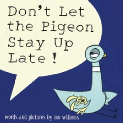 Don't Let the Pigeon Stay up Late... and More Stories by Mo Willems (DVD)