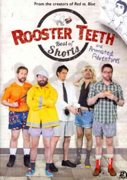 Rooster Teeth: Best of RT Shorts and Animated Adventures (DVD)
