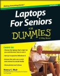 Laptops for Seniors for Dummies (Paperback)