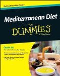 Mediterranean Diet for Dummies (Paperback)