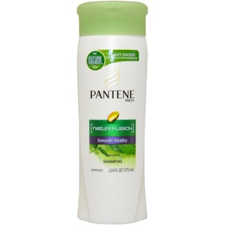 Pantene Pro-V Nature Fusion Smooth Vitality 12.6-ounce Shampoo