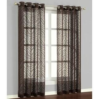 Shopping home amp garden home decor window treatments sheer curtains