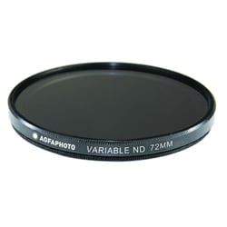 Agfa Photo Multi Coated Variable Range Neutral Density Filter 72mm