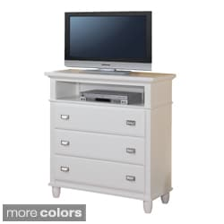 Spelding 3-drawer Media Chest