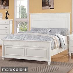 Spelding Panel Bed