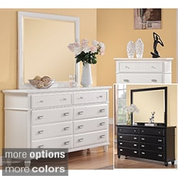 Spelding 8-drawer Dresser with Optional Mirror