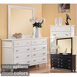 Spelding 8-drawer Dresser with Optional Mirror