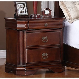 Kensworth 3-drawer Nightstand