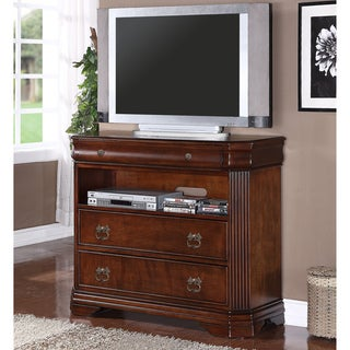 Kensworth Media Cherry Chest