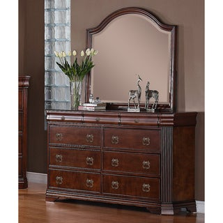 Kensworth 9-drawer Dresser and Optional Mirror