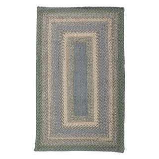 Del Mar Cotton Braided Rug (2' x 3')