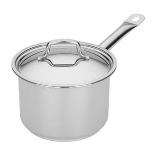 Miu Stainless Steel 2.4-quart Saucepan