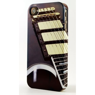 Electric Guitar Bridge Dimensional Plastic iPhone Case
