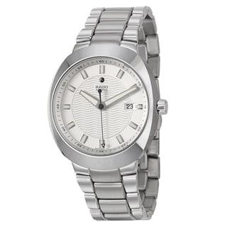Rado Men's 'D-Star' Ceramos Swiss Automatic Watch