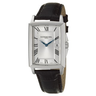 Raymond Weil Women's 'Tradition' Stainless Steel Swiss Quartz Watch