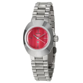 Rado Women's 'Original' Stainless Steel Swiss Automatic Watch