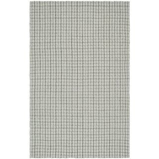 Safavieh Hand-woven South Hampton Silver Rug (7'6 x 9'6)