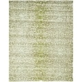 Thom Filicia Handmade Mulberry New Zealand Wool Rug (4' x 6')
