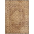 Safavieh Vintage Brown Viscose Rug (8' x 11'2)