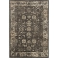 Safavieh Vintage Soft Anthracite Viscose Rug (5'3 x 7'6)