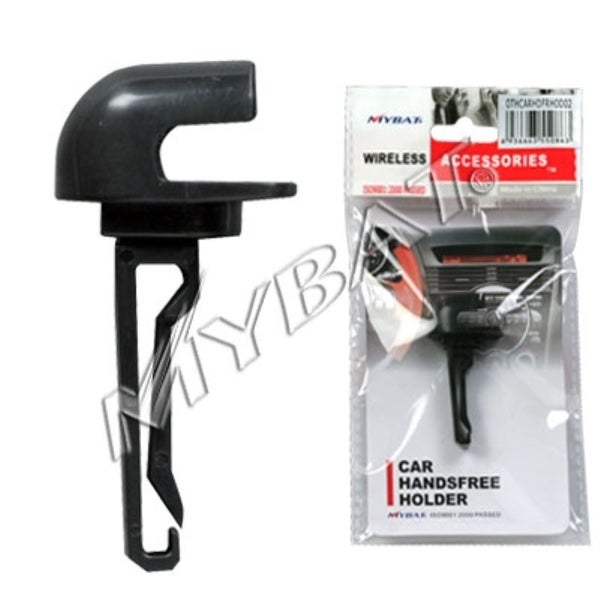 INSTEN Black Car Handsfree/ Bluetooth Handsfree Holder