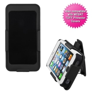 MYBAT Black Holster for Apple� iPhone 5