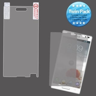 MYBAT Screen Protector Twin Pack for LG P769 Optimus L9