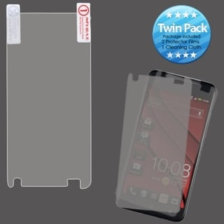 MYBAT Screen Protector Twin Pack for HTC Droid DNA