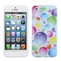 MYBAT Rainbow Bigger Bubbles Candy Skin Case for Apple� iPhone 5