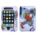 MYBAT Lizzo Snake Tattoo White Phone Case for Apple iPhone 3GS/ 3G