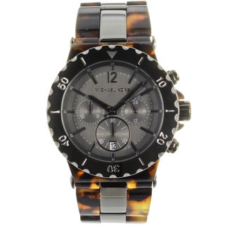 Michael Kors Women's MK5501 Baguette Crystal Watch