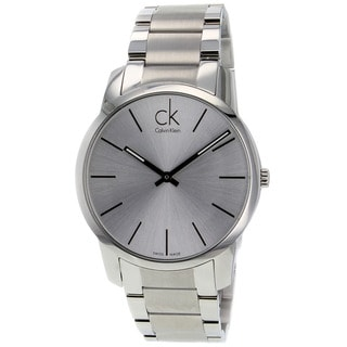 Calvin Klein Men's Classic Watch