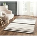 Safavieh Handwoven Moroccan Dhurrie Natural Wool Area Rug (8' x 10')
