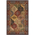 Safavieh Handmade Heritage Majesty Red Wool Rug (6' x 9')