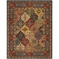 Safavieh Handmade Heritage Majesty Red Wool Rug (9' x 12')