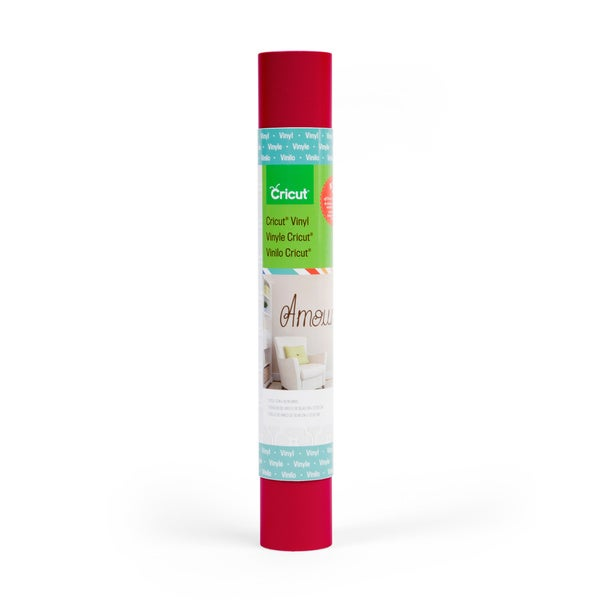 Provo Craft Cricut Berry 12-inch x 48-inch Vinyl Roll