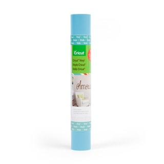 Provo Craft Cricut Sky Blue 12-inch x 48-inch Vinyl Roll (Pack of 3)