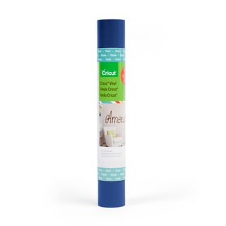 Provo Craft Cricut Denim Blue 12-x 48-inch Vinyl Rolls (Pack of 3)