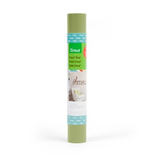 Provo Craft Cricut Olive Green 12- x 48-inch Vinyl Rolls (Pack of 3)