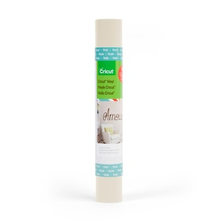 Provo Craft Cricut Pebble White 12- x 48-inch Vinyl Roll