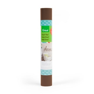 Provo Craft Cricut Cocoa 12- x 48-inch Vinyl Rolls (Pack of 3)