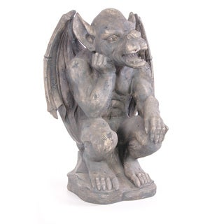 Kelkay Laughing Gargoyle Decorative Accent