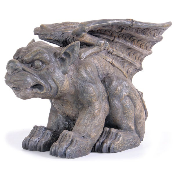 Kelkay Defending Gargoyle Decorative Accent