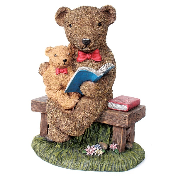 Kelkay Story Book Bears Decorative Accent