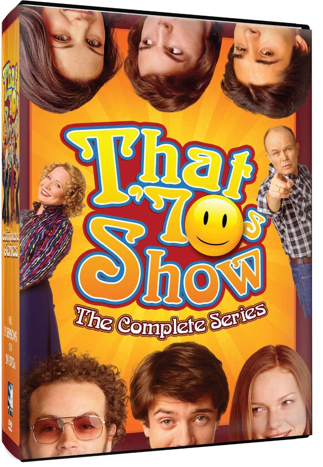 That '70s Show: The Complete Series (DVD)