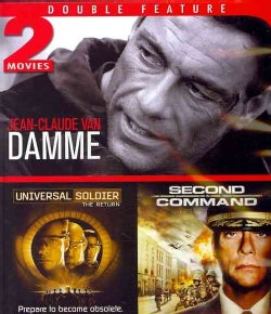 Universal Soldier: The Return/Second in Command (Blu-ray Disc)