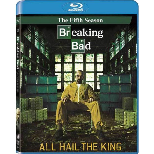 Breaking Bad: The Complete Fifth Season (Blu-ray Disc) 10898380