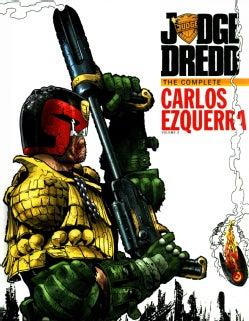 Judge Dredd: The Complete Carlos Ezquerra 2 (Hardcover)