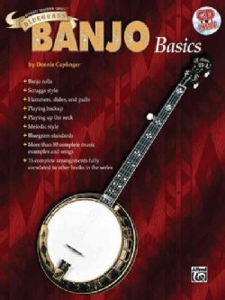 Ultimate Beginner Series Bluegrass Banjo Basic